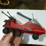 Action Force  Shadowtrak vehicle complete @sold@